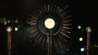 capilla de adoracion eucaristica en vivo  en directo