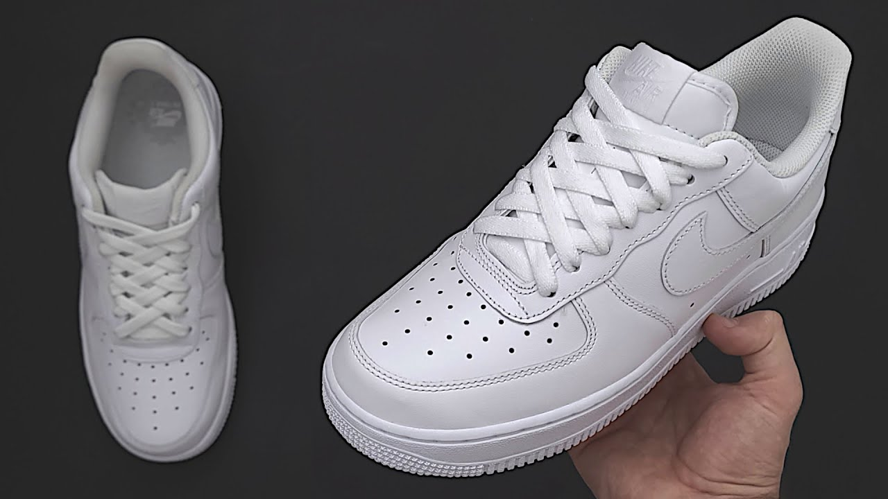 How to Diamond Lace Nike Air Force 1s | Nike Air Force 1 Diamond Lace styles