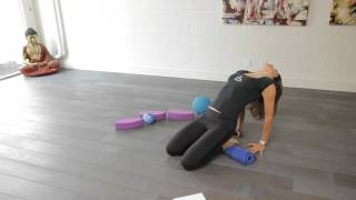 Stretching for Knees & Quadriceps : Stretching Techniques