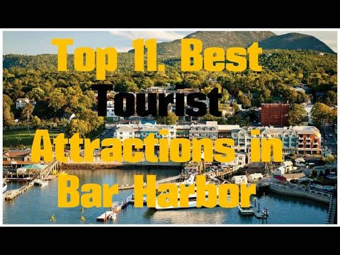 Top 11. Best Tourist Attractions In Bar Harbor - Travel Maine
