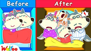 Parents' Life When Has Baby Wolfoo - Kids Stories About Wolfoo Family | Wolfoo Channel