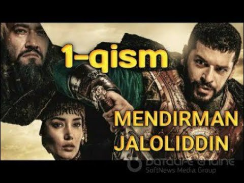 Mendirman Jaloliddin 1 Qism