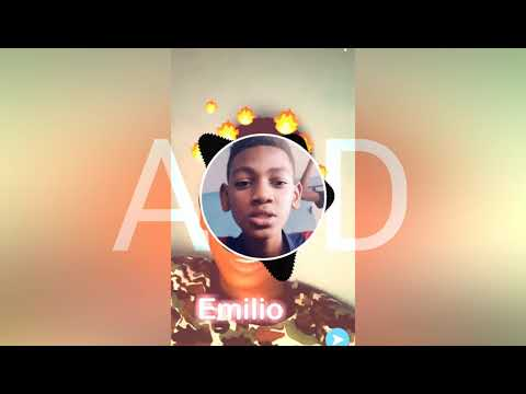My new song outside Emilio