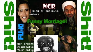 Roblox NCR Funny Montage! With Hayyan!