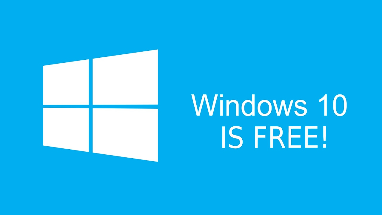 free window 10 update