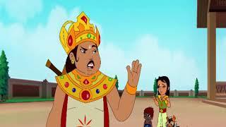 Arjun Prince of Bali | Patang Baazi | Episode 32 | Disney Channel