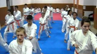Antrenamente Karate Progresul Cernica