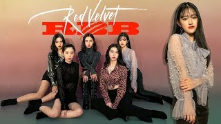 Gambar cover Red Velvet 레드벨벳 - RBB (Really Bad Boy) / Dance Cover.