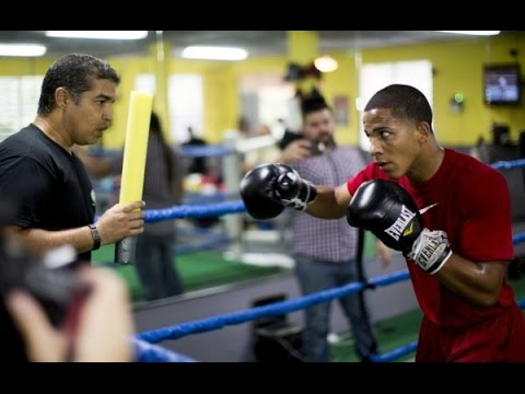Felix Verdejo NEW YORK Media Workout