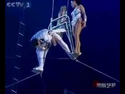 Dangerous Circus Stunts ever