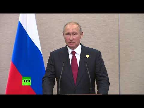 Путин прокомментировал позицию Кадырова по преследованию мусульман в Мьянме