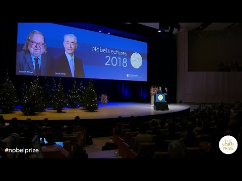 Nobel Lecture: James Allison, Nobel Prize in Physiology or Medicine 2018