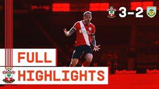 HIGHLIGHTS: Southampton 3-2 Burnley | Premier League