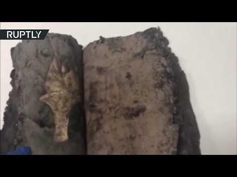 Turkish police bust smugglers, find 1,200yo Bible