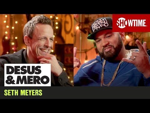 Seth Meyers Is The Biggest 'Sex And The City' Fan | Extended Interview | DESUS & MERO