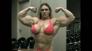 Huge dumbells huge muscles (morphs)