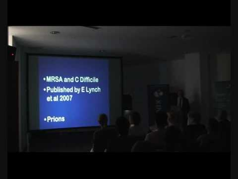 (part 5) Prof. Edward Lynch - Ozone in Dentistry