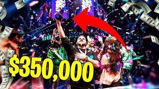 $350,000 FORTNITE CREATIVE SHOWDOWN CHAMPIONS! LIVE REACTION! (VLOG)