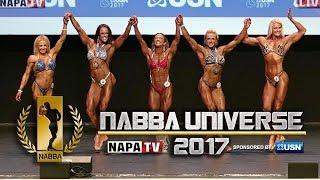 NABBA PRO MISS UNIVERSE 2017 | FULL