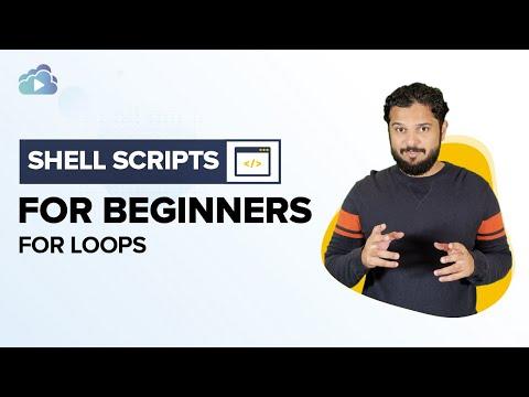 Shell Scripting for