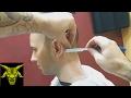 💈Mens Hairstyles | No.1 back & sides | Barbershop | Hot towel neck shave