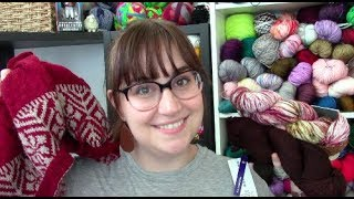 Cat Knit Podcast // Episode 75 // A big knitting announcement!!