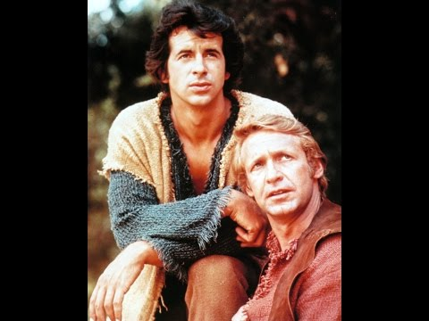 Planet of the Apes TV Series Ron Harper and James Naughton