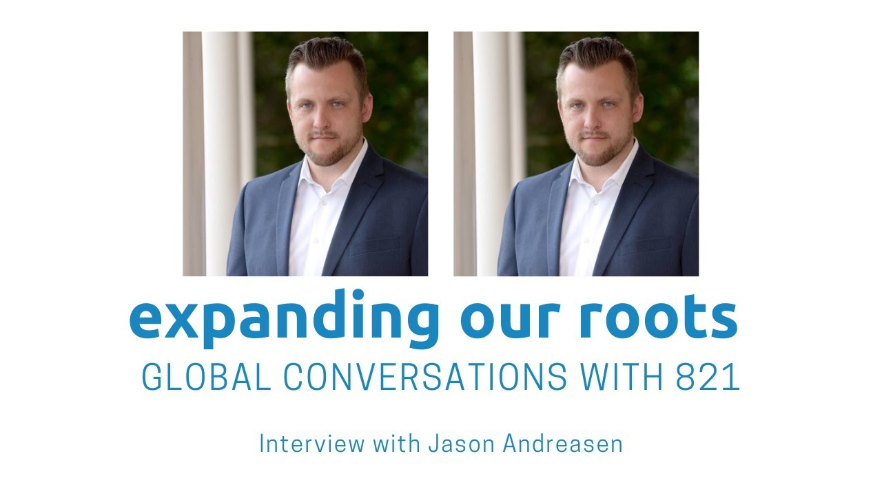 Expanding Our Roots: Jason Andreasen