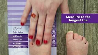 How to Measure A Child's Foot For Shoe Size