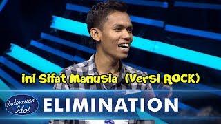 Download Video Ini Sifat Manusia Versi Rock - Trio Sasmitra Panggabean (GABE) Indonesian Idol Audition MP3 3GP MP4