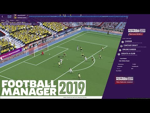 FOOTBALL MANAGER 2019 | First Impressions | 3D Match Engine Gameplay, New Training, Tactics & More!