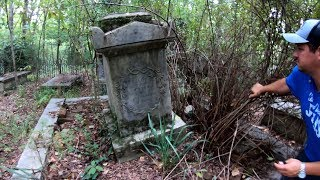 Very Sad! The Most Amazing Forgotten Cemetery I Have Explored