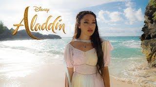 Naomi Scott- Speechless from Aladdin- Cover by Gabi