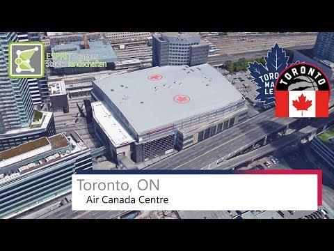 Air Canada Centre / Scotiabank Arena ● Toronto Maple Leafs & Toronto Raptors ● 2015