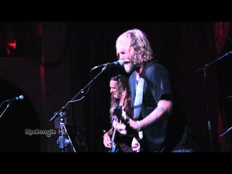 ANDERS OSBORNE - Got Your Heart / I've Got A Woman - live @ The Bluebird Theater