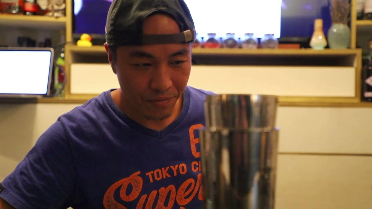 Flair Iron CMB香港一對一調酒課程 - 上堂片段 第十四堂 Craft Flair Tiger