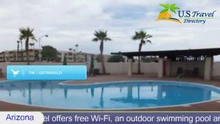 Quality Inn and Suites Lake Havasu City Hotel - Lake Havasu City, Arizona