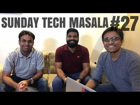 #27 Sunday Tech Masala - Live from Hyderabad #BoloGuruji