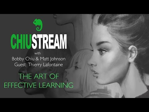 The art of effective learning... for artists