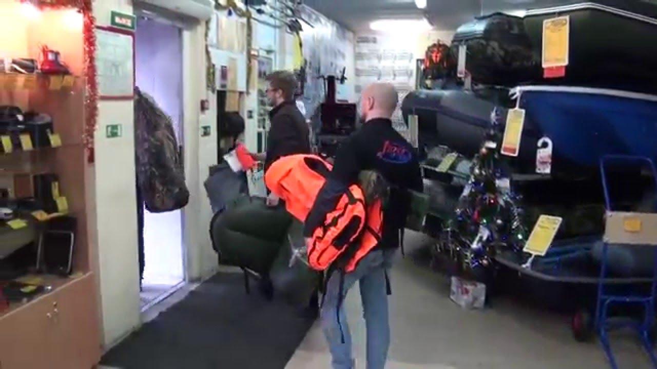 магазин лодок на ветеранов