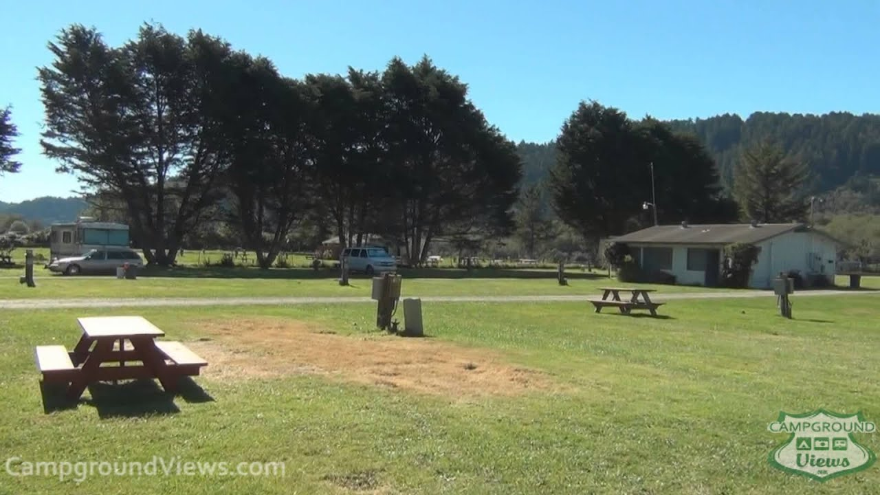 Campgroundviews Com Chinook Rv Resort Klamath California