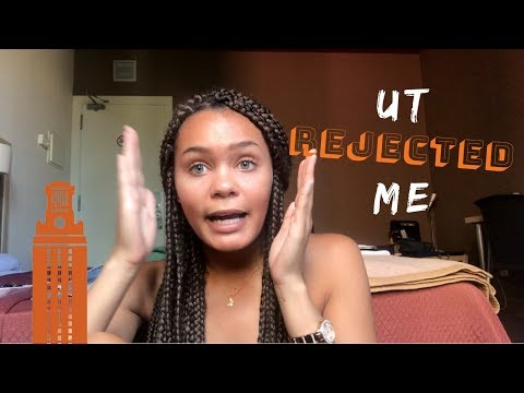 How I (Barely) Got into UT | The University of Texas at Austin