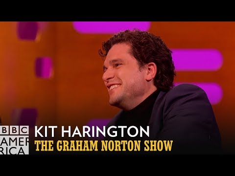 Kit Harington's Ridiculous Superstitions | The Graham Norton Show | BBC America