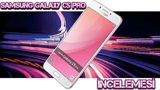 Samsung Galaxy C5 Pro İncelemesi Review Donanım Canavarı Fiyat-Performans