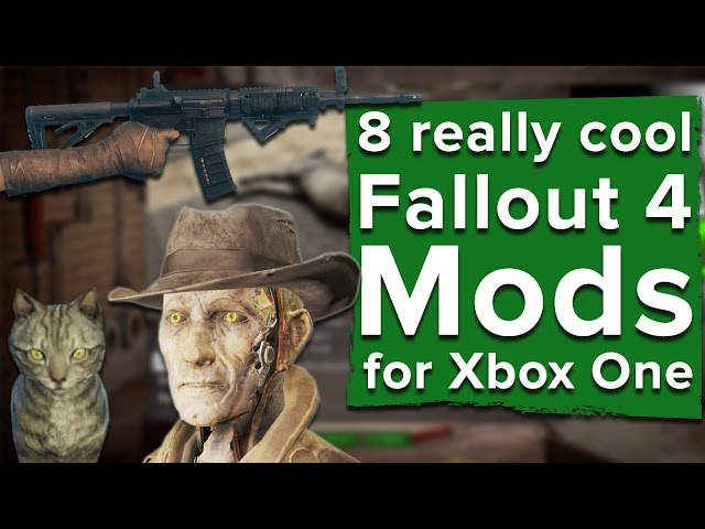 Top 5 'Fallout 4' Xbox One Mods To Check Out