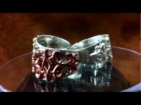 Renaissance rings by Phat Boy Collection