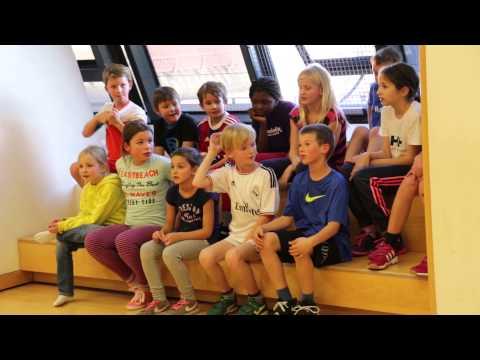 Paul Zipser zu Gast in der Grundschule
