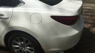 Mazda 6 2017г. Честный отзыв владельца