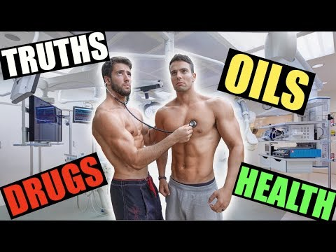 HEALTH & FITNESS Q&A | OIL, MEDICINE, OMEGA 3, DIABETES, FASTING, CARBS at NIGHT