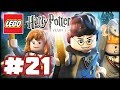 LEGO Harry Potter: Years 1-4 - Part 21 HD Walkthrough - The First Task